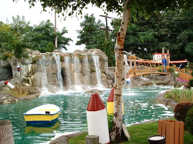 best cape cod mini golf