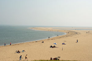 cape cod beaches in chatham