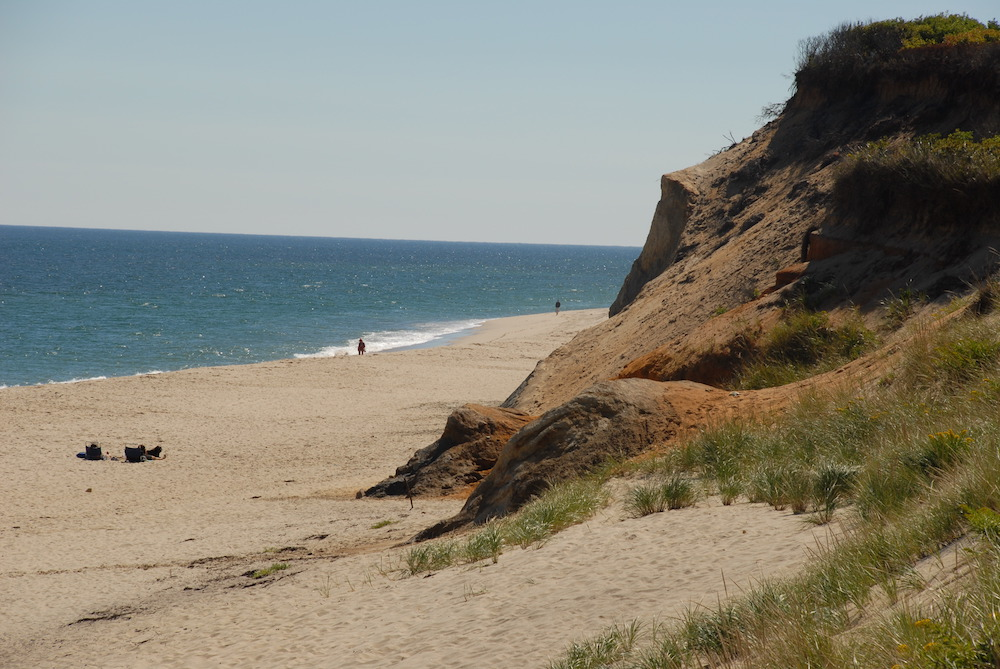 cape cod beaches in wellfleet