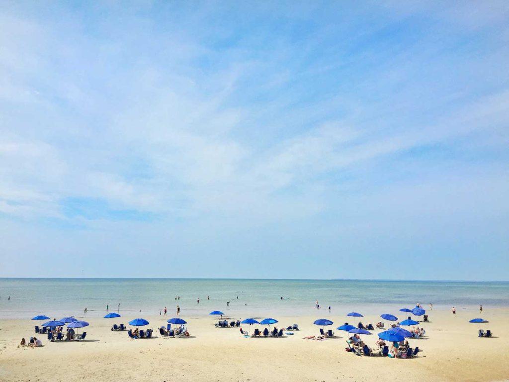 Ocean Edge Private Beach
